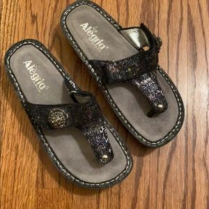 Non slip  alegria sandal 37 sandal